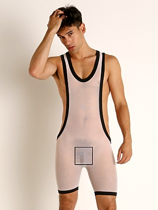 You may also like: Go Softwear Hard Core Skin Mesh Bruno Singlet White