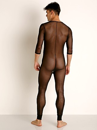 Complete the look: Go Softwear Hard Core Skin Mesh Duke Bodysuit Black