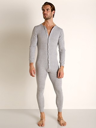 You may also like: Go Softwear Lumberjack Lounge Union Suit Heather Grey