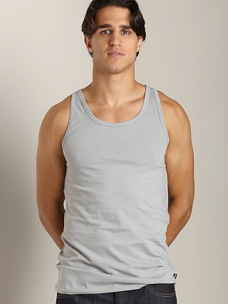 Diesel Essential Simon 100% Cotton Tank Top Grey