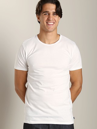 Diesel Essential Dave 100% Cotton T-Shirt White