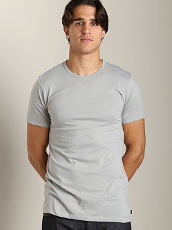 Diesel Essential Dave 100% Cotton T-Shirt Grey
