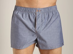 Diesel Fred Classic Boxer Shorts Blue