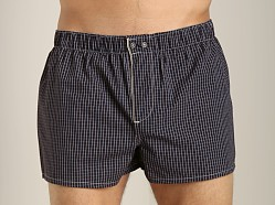 Diesel Fred Stripes Boxer Shorts Black