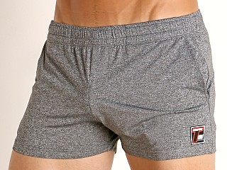 Timoteo Aero Sport Running Short Grey