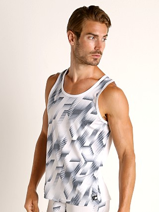 You may also like: Timoteo Aero Sport Tank Top White