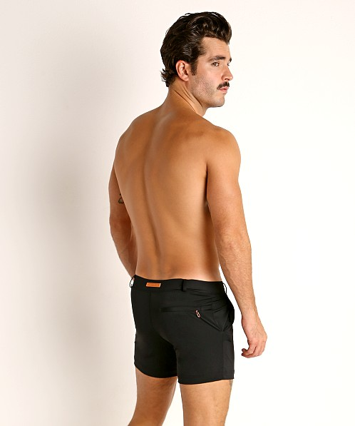 2EROS Bondi Swim Shorts Black