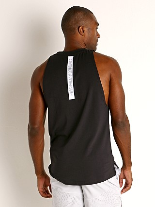 Under Armour Baseline Cotton Tank Top Black/White