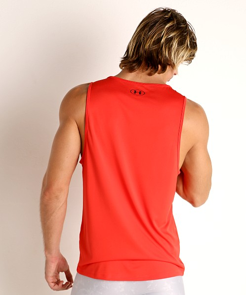 Under Armour Tech 2.0 Tank Top Versa Red