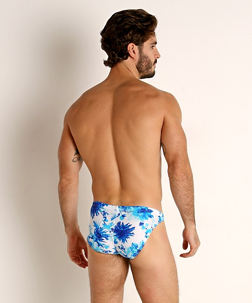 LASC Super Low Rise Swim Brief Moulin Bleu