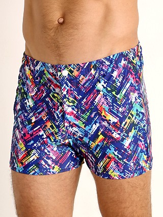 You may also like: LASC Malibu Swim Shorts Navy Slash