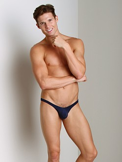 Cover Male Pouch Enhancing Thong Navy