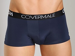 Cover Male Waisted Up Trunk Navy