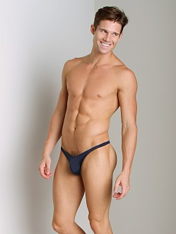 Cover Male Brazilian Bikini Navy