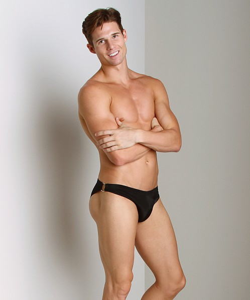 Cover Male E'querre Swim Brief Black