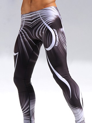 You may also like: Rufskin Whirl UltraSport Printed Tights Black/White