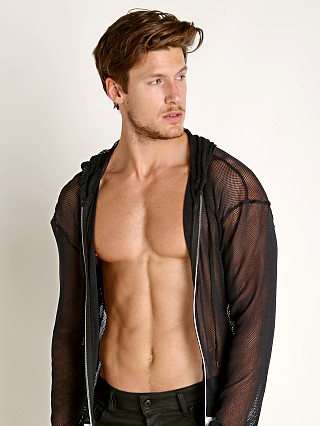 Complete the look: Go Softwear Hard Core XXX Mesh Hoody Black