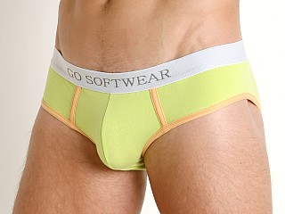 Complete the look: Go Softwear South Beach Low Rise Brief Citron