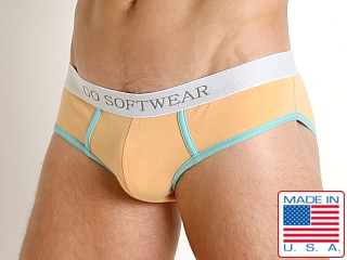 Go Softwear South Beach Low Rise Brief Sherbet