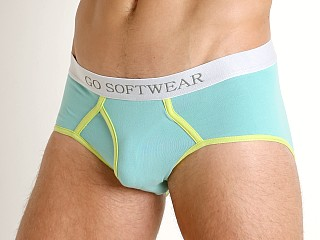 You may also like: Go Softwear South Beach Classic Brief Seafoam