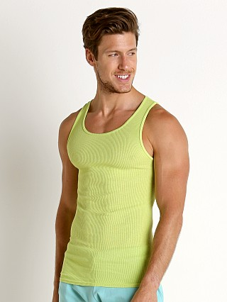 You may also like: Go Softwear South Beach Ribbed Tank Top Citron
