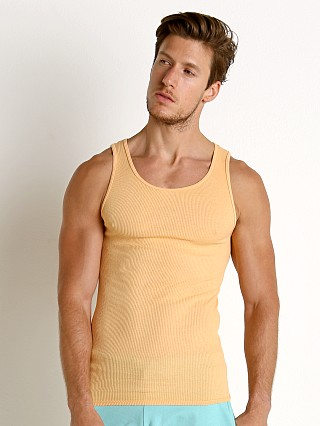 Complete the look: Go Softwear South Beach Ribbed Tank Top Sherbet