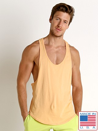 Go Softwear South Beach Muscle Tank Top Sherbet
