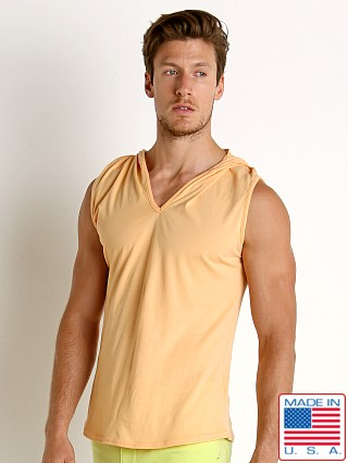 Go Softwear South Beach Sleeveless Hoody Sherbet