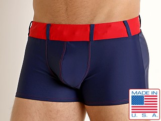 Go Softwear Bahia Swim Trunk Navy/Red