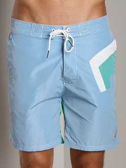 G-Star CC Beach Swim Shorts Solar Blue