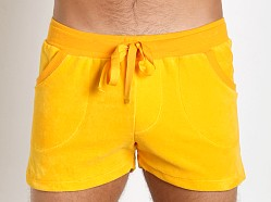 Modus Vivendi Candy Sweat Shorts Yellow