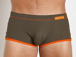 Modus Vivendi Flash Brazil Boxer Khaki/Orange