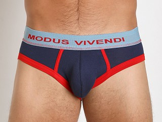 Modus Vivendi Flash Brief Blue/Red