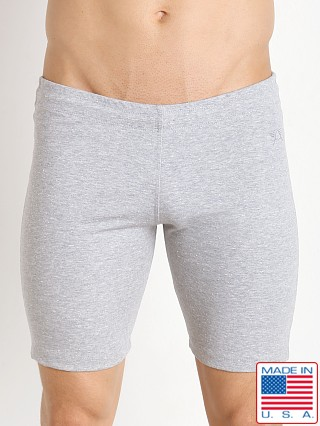 LASC Winter Short Heather Grey