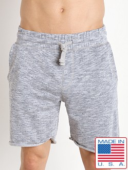 LASC Fitness Short Navy Heather