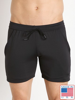 LASC Performance Mesh Workout Short Black