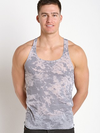 Complete the look: LASC Burn Out String Tank Grey