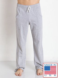 LASC Gym and Yoga Pant Heather Grey