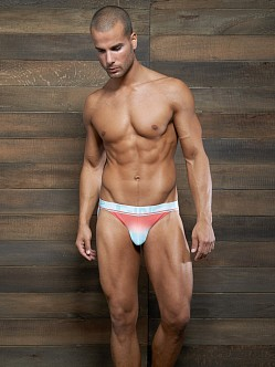 C-IN2 Gradient Street Jock Remix Red