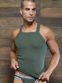C-IN2 Zen Tank Top Greenade Green
