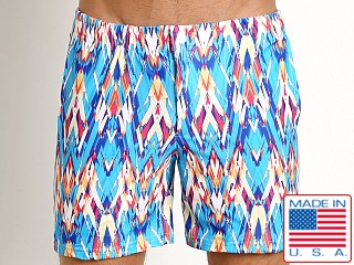 LASC Laguna Swim Shorts Fantasia