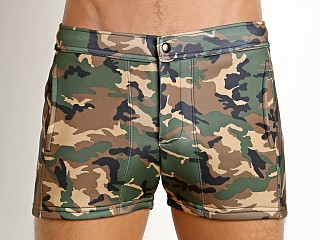 You may also like: LASC Retro Coach's Short Camouflage