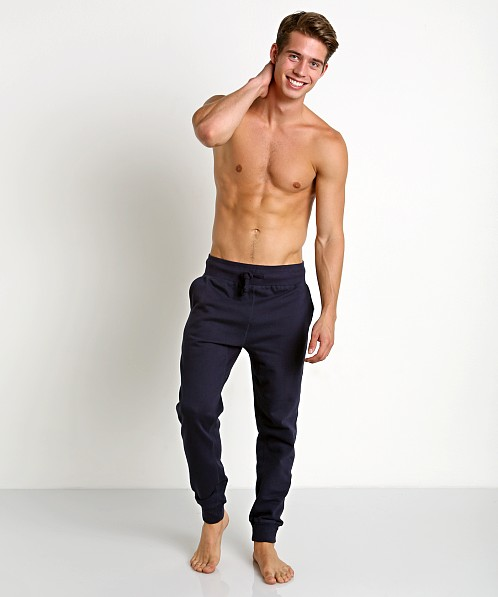 LASC Gym Rat Classic Sweat Pant Navy