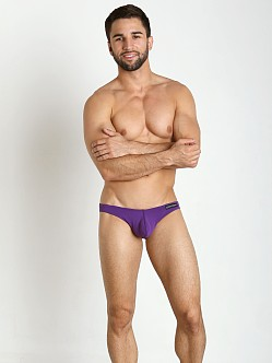 CockSox Enhancer Briefs Purple Funk