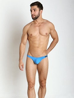 CockSox Enhancer Thong Azure Blue