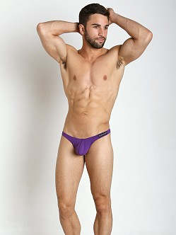 CockSox Enhancer Thong Purple Funk