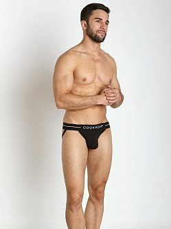 CockSox Enhancer Jockstrap Carbon Black