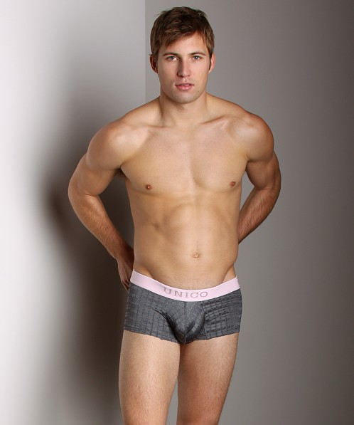 Mundo Unico Movil Short Boxer Silver Grey