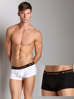 BOSS Hugo Boss Orange Flex Cotton Boxer 2-Pack Multi