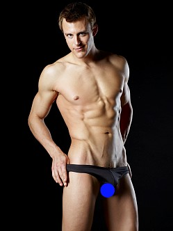 Good Devil Ballz-Out Brief Black